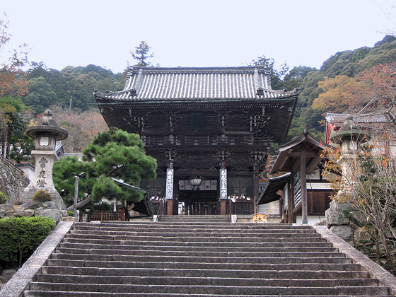 Hasedera Temple niomon