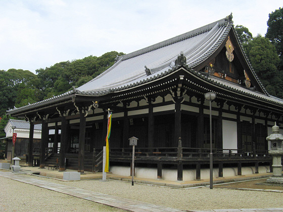 Hotoji Temple Hondo