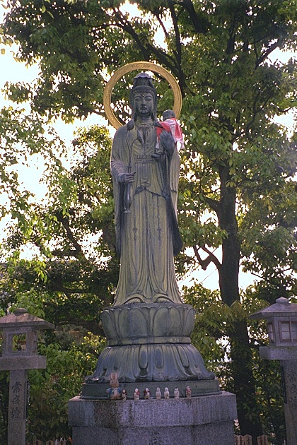 Hotoji Temple Kannon