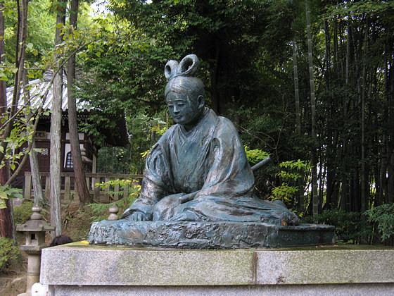Hotoji Temple Samurai