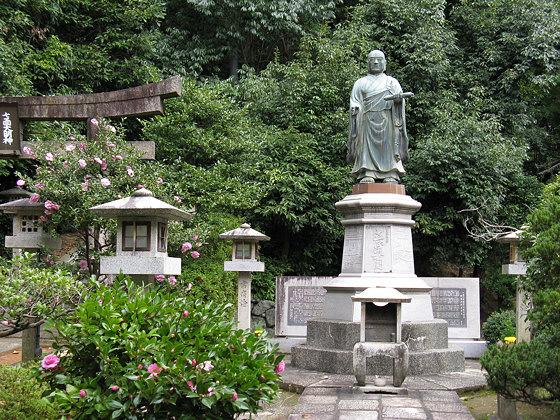 Hotoji Temple Statue