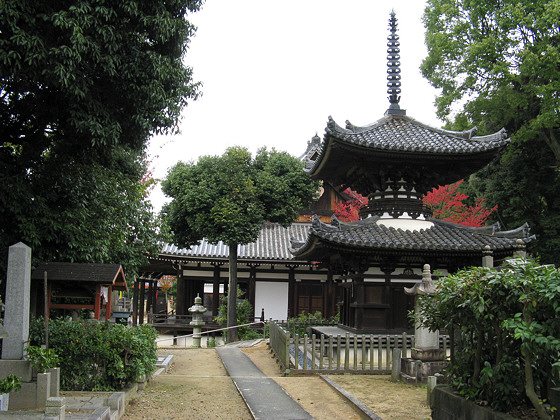 Hotoji Temple Tahoto
