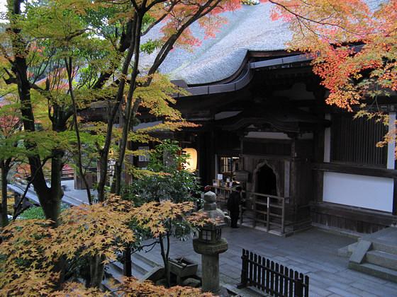 Ishiyamadera Temple <br /><br /><br /><br /><br /><br /><br /><br /><br /><br /><br />Hondo