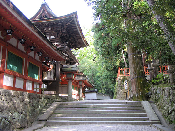 Isonokami Entrance