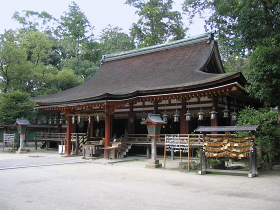 Isonokami Main Temple Hall