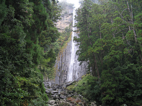 Kumano-nachi Taisha Grand Shrine Falls
