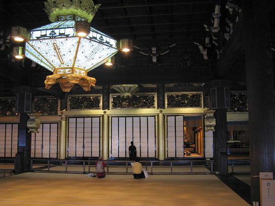 Nishi Honganji Temple - Kyoto, Japan