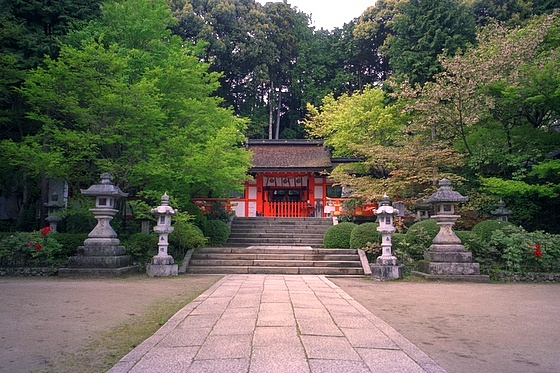 Oharano Shrine