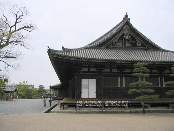 Sanjusangendo (Rengeo-in) temple