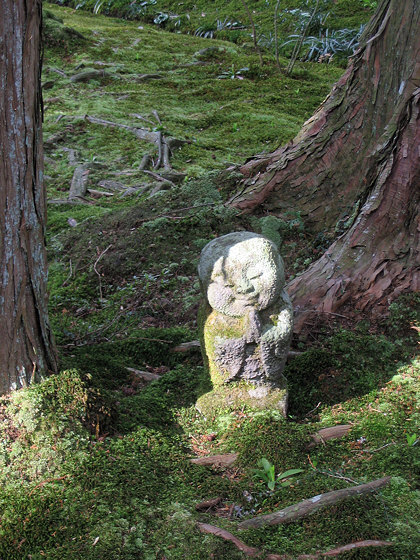 Sanzen-in Temple Jizo