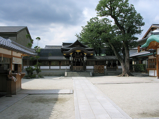 Abe no Seimei shrine