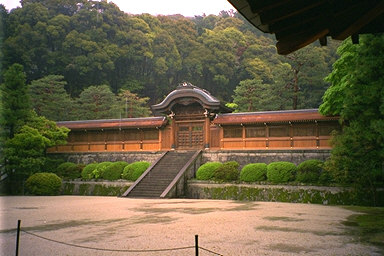 Sennyuji Temple Mausoleum