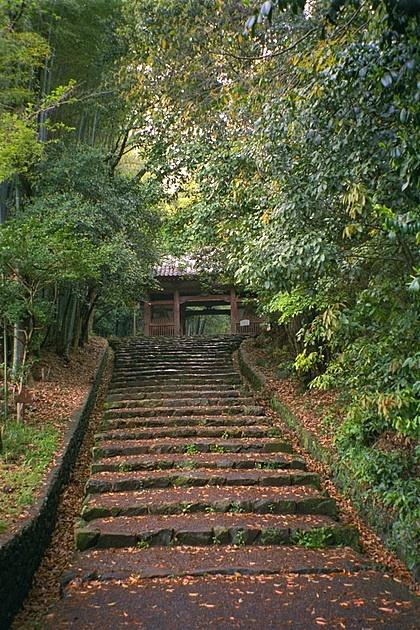 Shojiji Temple Niomon