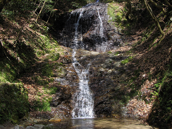 Silent Waterfall in Ohara
