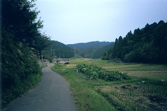 Takisaka Valley