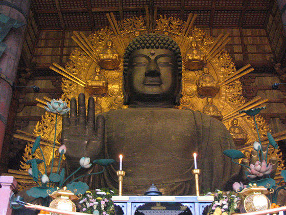 Seven Great Temples of Nara - Japan