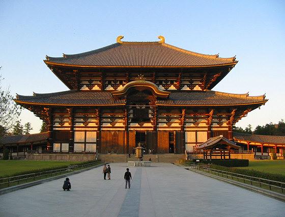 Todaiji Temple - Nara, Japan