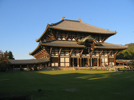 Seven Great Temples of Nara: Todaiji