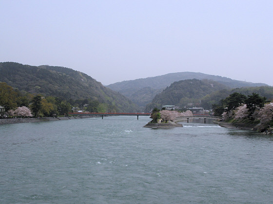 Uji River Bridges