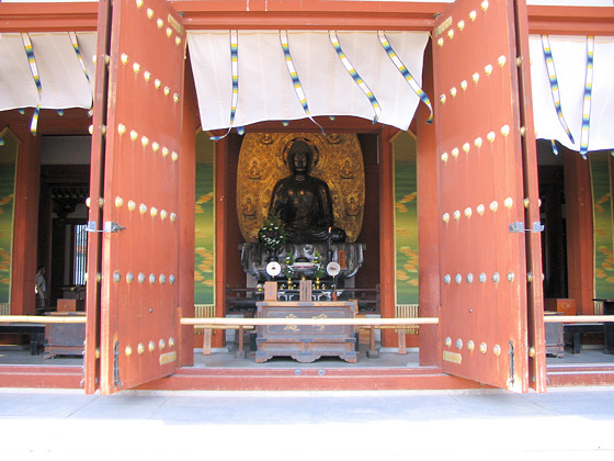 Seven Great Temples of Nara: Yakushi Triad