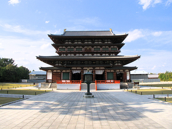 Seven Great Temples of Nara: Yakushiji