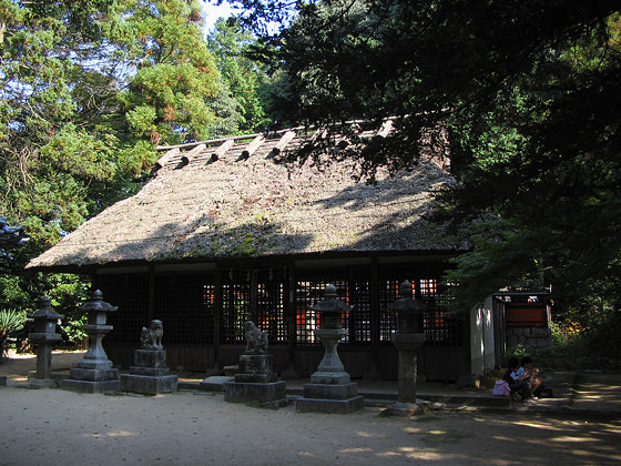Yamanobe Yatogi Shrine