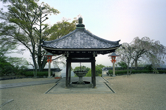 Yoshiminedera Temple View